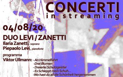 concerto 04/08/2020