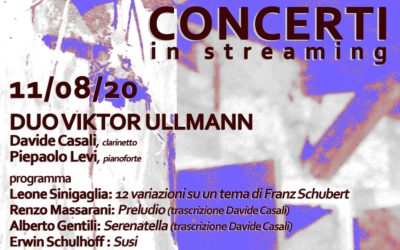 concerto 11/08/2020