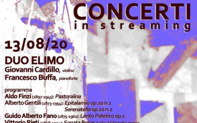 concerto 13/08/2020