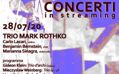 concerto 28/07/2020