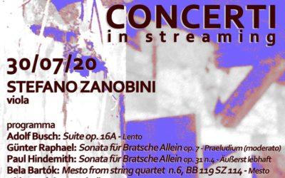 concerto 30/07/2020